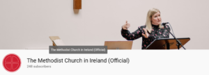 The Methodist Church in Ireland YouTube Logo